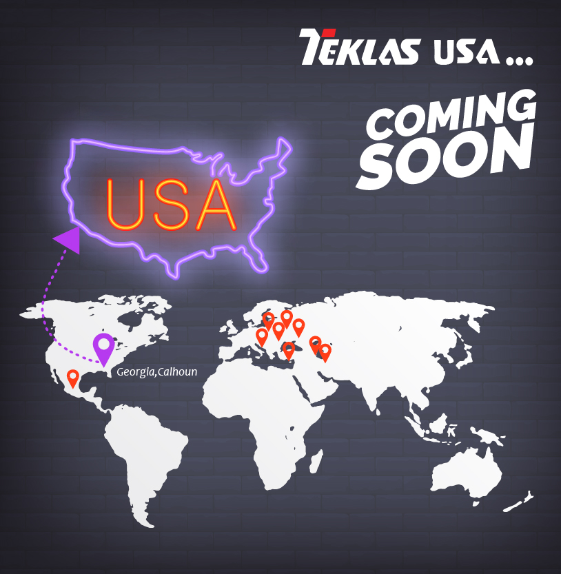 We are proud to announce our new investment, Teklas USA!